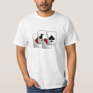 Deck of Playing Cards T-shirt
