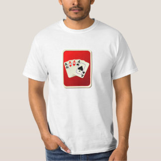 Deck of Playing Cards T-shirts