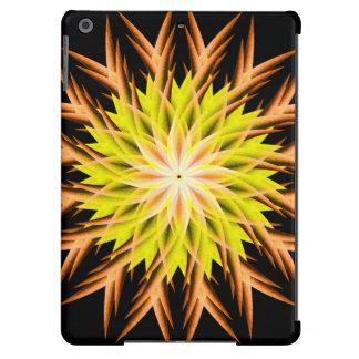 Deep Sea Life Form Mandala iPad Air Cases