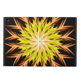 Deep Sea Life Form Mandala iPad Air Covers