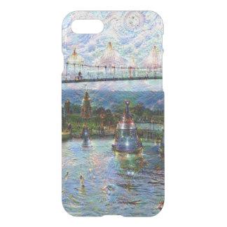 DeepDream Pictures, Boat iPhone 7 Case
