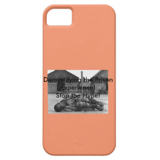 Demystify the Prison Experience iPhone 5 Covers