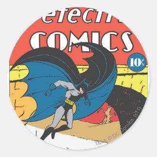 Detective Comics #33 Round Sticker