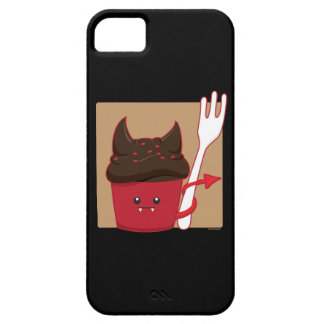 Devils Food Cupcake Case For The iPhone 5
