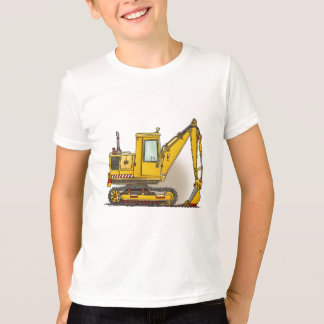 Digger Shovel Boys T-Shirt