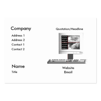 Digital Creation - Chubby Pack Of Chubby Business Cards