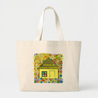 Director of Domestic Operations - Customized Jumbo Tote Bag