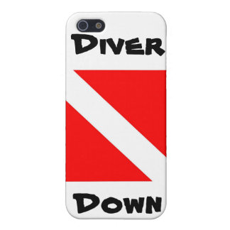Diver Down Case For iPhone 5/5S