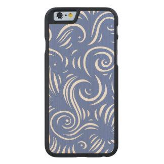 Divine Lucid Brilliant Independent Carved® Maple iPhone 6 Slim Case