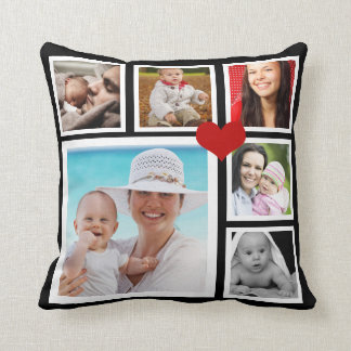 DIY Make Your Own Personalized Photo Template Cushion