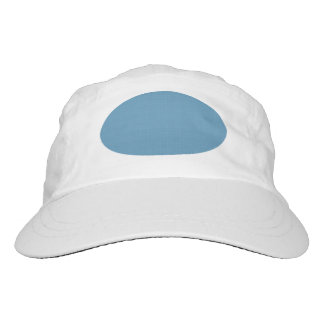 DIY Woven Performance Hat OVAL French Blue G03C