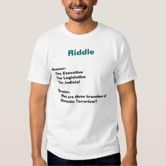 Domestic Terrorism Tee Shirt