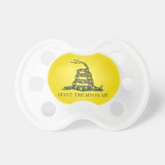 Don't Tread On Me Pacifiers