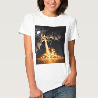 Dragon fire tshirts
