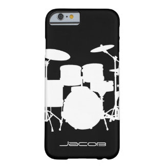 Drums Barely There iPhone 6 Case