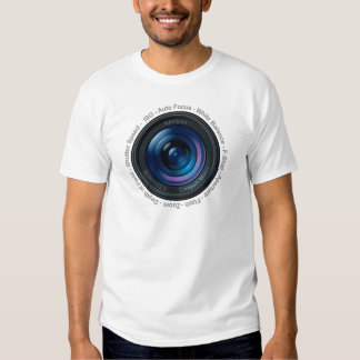 DSLR Feature Shirts
