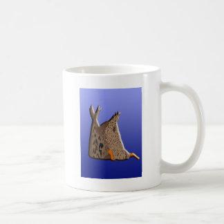 Duck Butt Basic White Mug