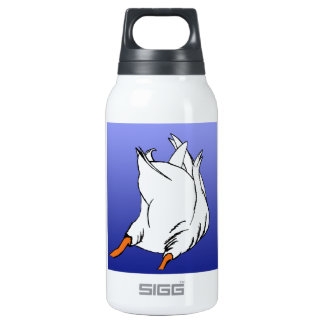 Duck Butt Postage Stamp 0.3 Litre Insulated SIGG Thermos Water Bottle