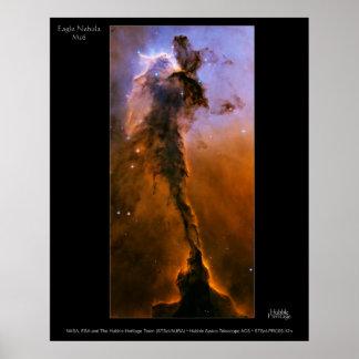 EagleNebula-M16-2005-12b Poster