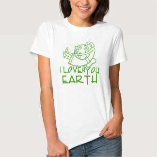 EARTH DAY EVERY DAY T SHIRTS