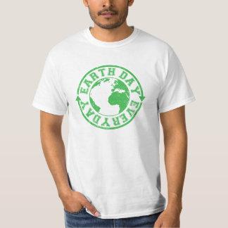 Earth Day Everyday Tee Shirt