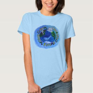 EarthDay- Our Choices, Their Future Shirt
