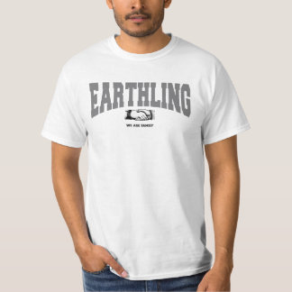 EARTHLINGS: We Are Family Shirts