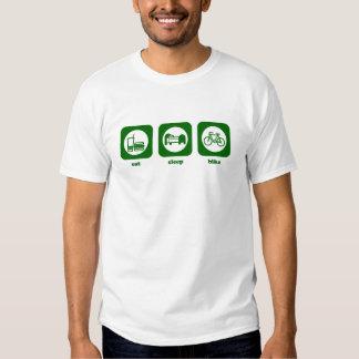 Eat. Sleep. Bike. T-shirt
