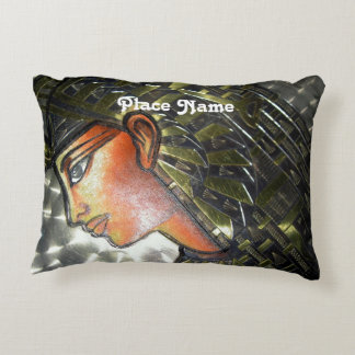 Egypt Art Accent Cushion