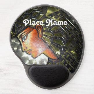 Egypt Art Gel Mouse Pad