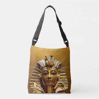 Egypt King Tut All-Over-Print Cross Body Bag Tote Bag