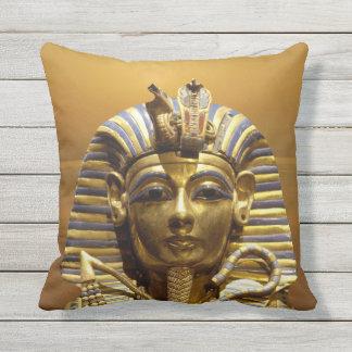 Egypt King Tut Outdoor Pillow Throw Cushions