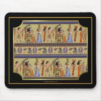Egyptian Hieroglyphics Series II Apparel Gifts Mouse Pad