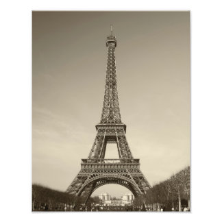 Eiffel Tower Print Photo