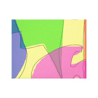 Eighty Percent Canvas Print