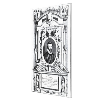 'Eighty Sermons Preached by that Learned Gallery Wrap Canvas