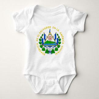El Salvador Coat of Arms Tee Shirt