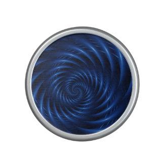 Electric Blue  Bumpster Speaker