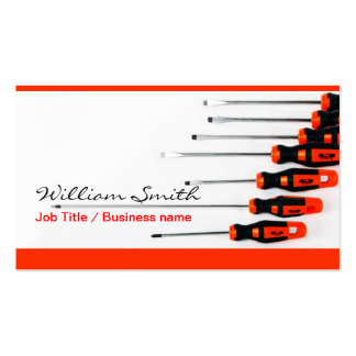 Electric/Handyman Business card