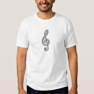Electric Treble Clef Shirts