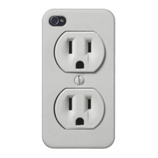Electrical Outlet - iPhone 4 Case