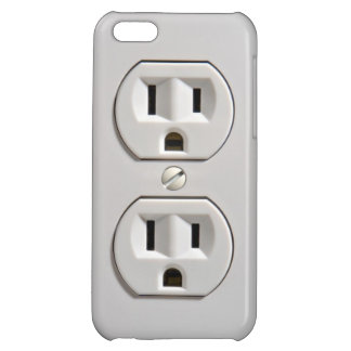 Electrical Outlet iPhone 5C Cases