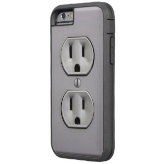 Electrical Outlet Tough Xtreme iPhone 6 Case
