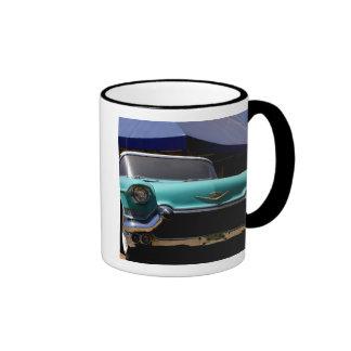 Elvis Presley's Green Cadillac Convertible in Ringer Mug