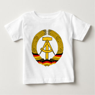 Emblem der DDR - National Emblem of the GDR T Shirts