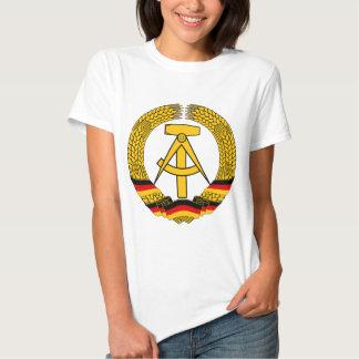 Emblem der DDR - National Emblem of the GDR Tshirt