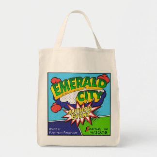 Emerald City Author Event Tote Bag
