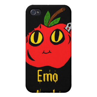 Emo Apple Covers For iPhone 4