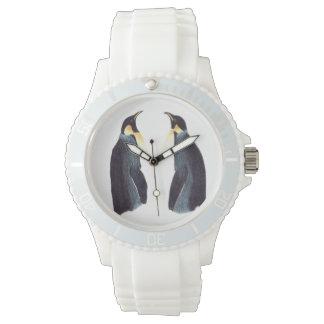 Emperor Penguins Sporty Watch