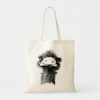 Emu Budget Tote Bag
